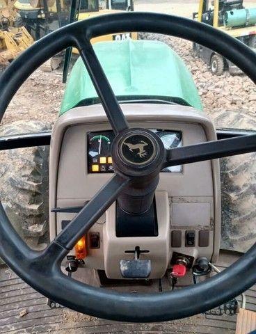 Trator John Deere 6415 4x4 #Parcelamos - Foto 6