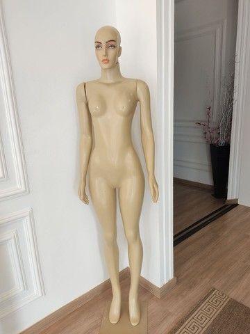 Maniqui feminino  - Foto 2