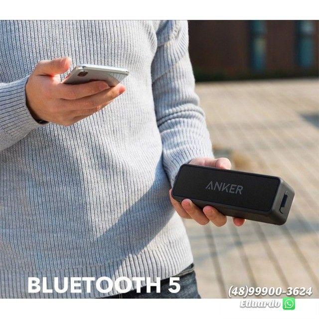 Caixa de Som Bluetooth Anker Soundcore 2 - Excelente qualidade sonora!     - Foto 5