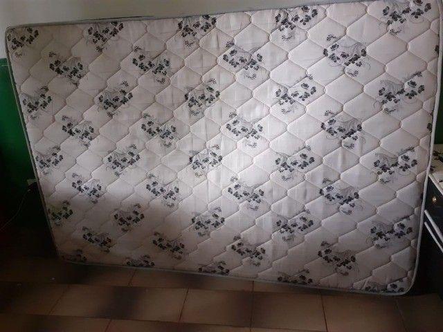 cama box mais colchão - Foto 2
