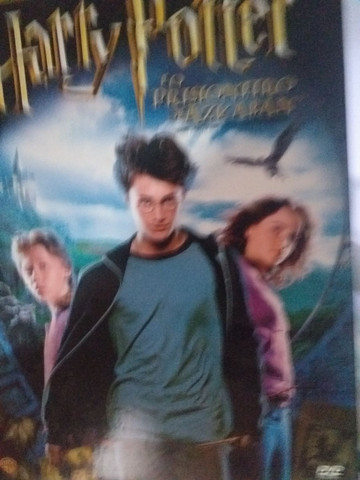 Coleção dvds Harry Potter
