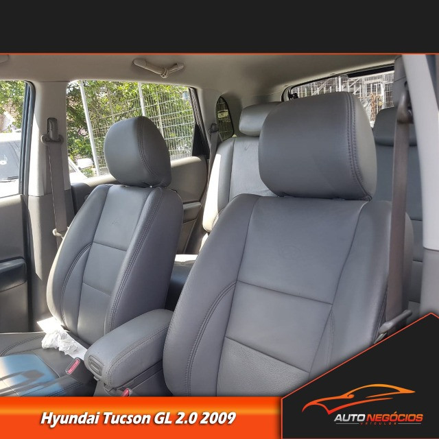 Hyundai Tucons GL 2.0 2009 - Foto 7