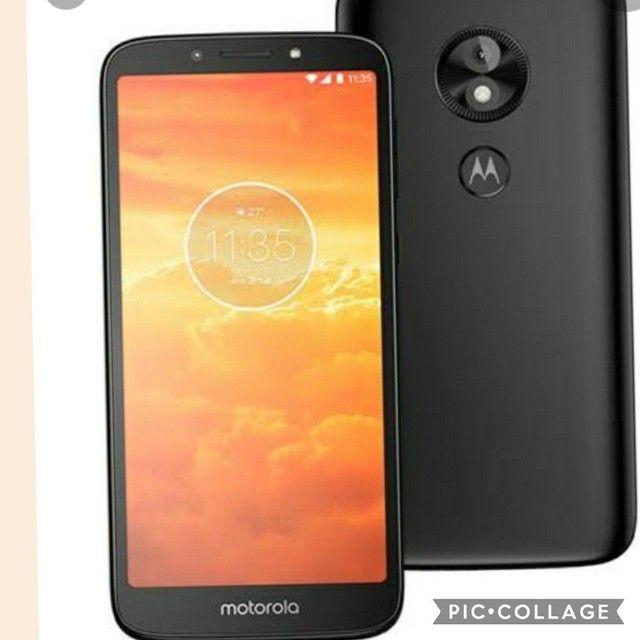 Telefone Motorola modelo E5 play já  é  Menor preco - Foto 2