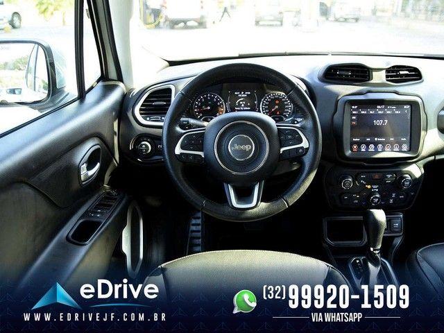 Jeep Renegade Longitude 1.8 Flex Aut. - IPVA 21 Pago - 1 Ano de Garantia - Financio - 2019 - Foto 15
