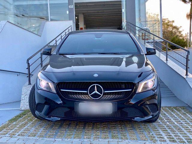 Mercedes CLA 200 Urban 2016 - Revisada e Chrome Delete - Foto 2