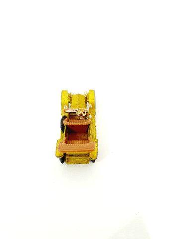 Calhambeque Rollsroyce Silverghost Retrô Miniatura - Coleção Carros Antigos <br> - Foto 3