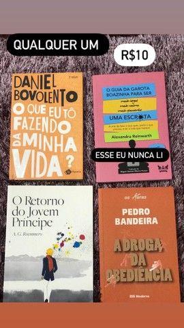 Livros em excelentes condições  - Foto 2