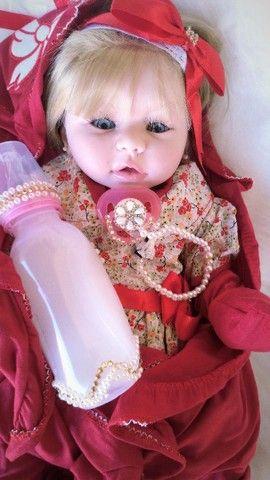 Bebêreborn vinil siliconado