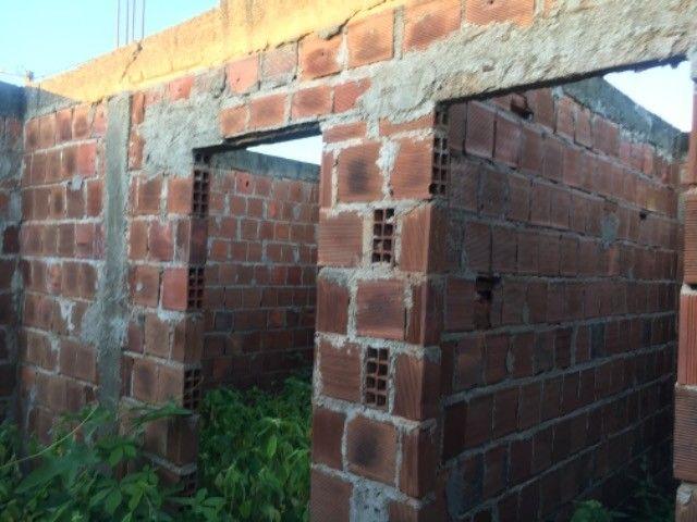 Terreno com casa em construção em ponto de laje  - Foto 13