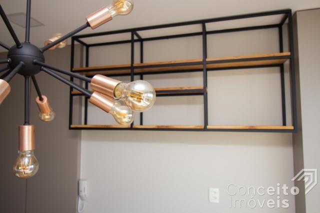 Apartamento à venda com 3 dormitórios em Jardim carvalho, Ponta grossa cod:391691.001 - Foto 15