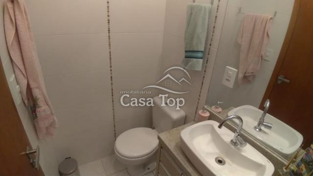 Apartamento à venda com 3 dormitórios em Estrela, Ponta grossa cod:2865 - Foto 12