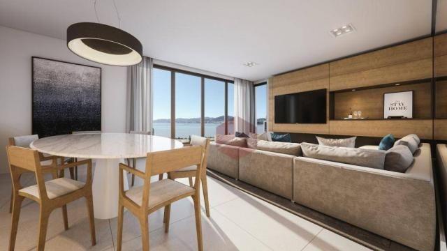 Apartamento com 2 dormitórios à venda, 65 m² por R$ 625.000,00 - Balneário - Florianópolis - Foto 4