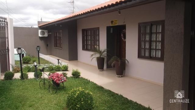 Casa de condomínio à venda com 4 dormitórios em Nova russia, Ponta grossa cod:423 - Foto 2