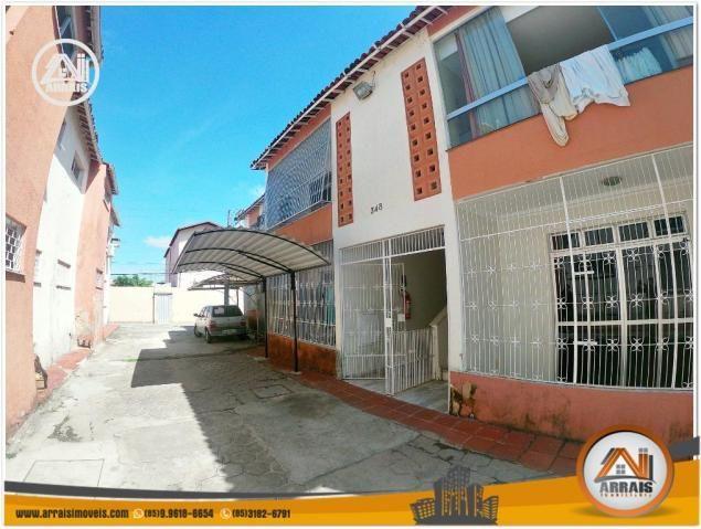 Apartamento com 3 dormitórios à venda, 120 m² por R$ 320.000,00 - Montese - Fortaleza/CE - Foto 17