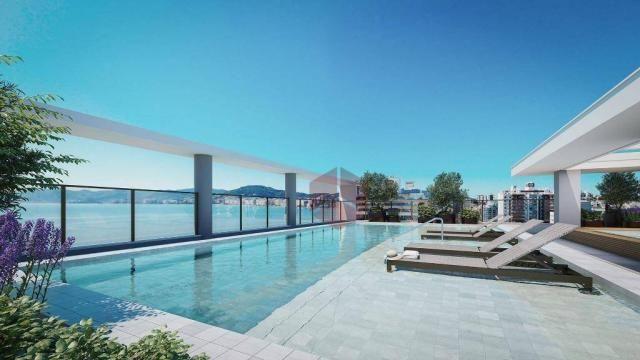 Apartamento com 2 dormitórios à venda, 65 m² por R$ 625.000,00 - Balneário - Florianópolis - Foto 7