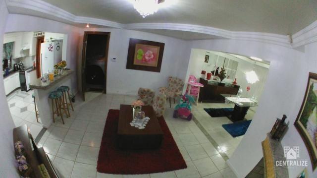 Casa de condomínio à venda com 4 dormitórios em Nova russia, Ponta grossa cod:423 - Foto 6