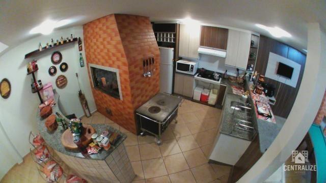 Casa de condomínio à venda com 4 dormitórios em Nova russia, Ponta grossa cod:423 - Foto 18