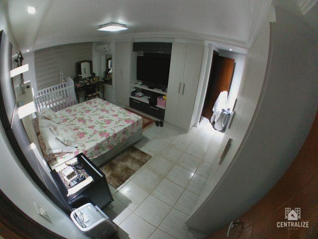 Casa de condomínio à venda com 4 dormitórios em Nova russia, Ponta grossa cod:423 - Foto 12