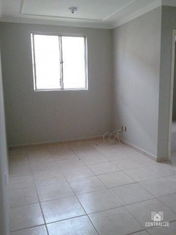 Apartamento à venda com 2 dormitórios em Estrela, Ponta grossa cod:365 - Foto 6