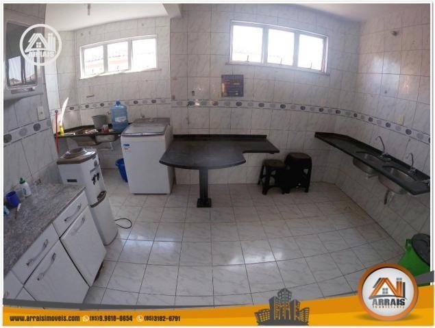 Apartamento com 3 dormitórios à venda, 120 m² por R$ 320.000,00 - Montese - Fortaleza/CE - Foto 15