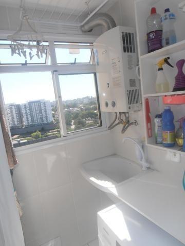 Apartamento à venda com 3 dormitórios em São sebastião, Porto alegre cod:156817 - Foto 11