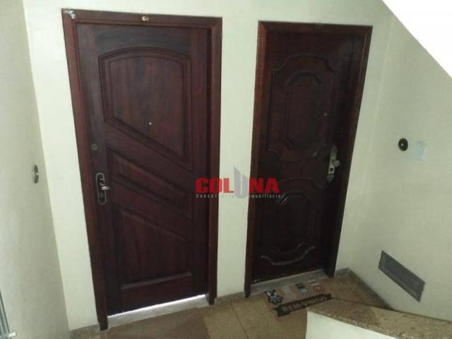 Apartamento com 2 dormitórios para alugar, 45 m² por R$ 1.000,00/mês - Santa Rosa - Niteró - Foto 4