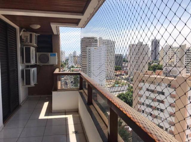 Apartamento no Edifício Giardino di Roma com 4 dormitórios à venda, 203 m² por R$ 880.000  - Foto 9
