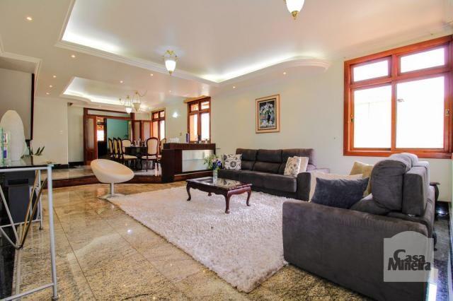 Casa à venda com 5 dormitórios em Castelo, Belo horizonte cod:277001 - Foto 3