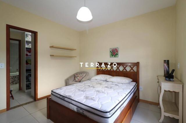 Casa com 4 dormitórios à venda, 185 m² por R$ 840.000,00 - Albuquerque - Teresópolis/RJ - Foto 13