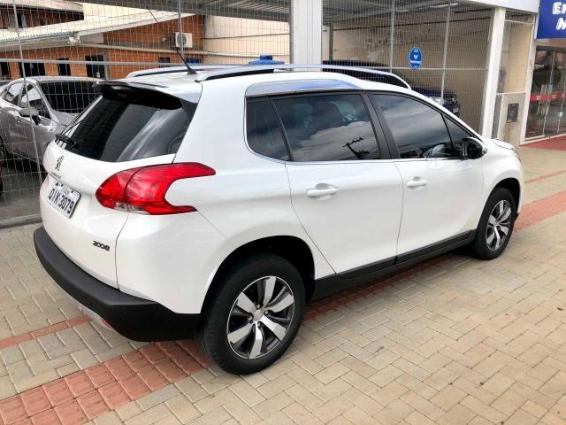 2008 2018/2018 1.6 16V FLEX GRIFFE 4P AUTOMÁTICO - Foto 8