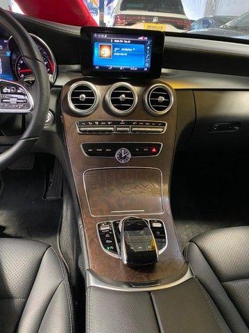 Mercedes Benz C 180 2019 1.6 Gasolina Único Dono Branca Estudo Troca e Financio - Foto 18