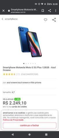 Moto G5G Plus - Foto 2