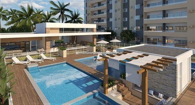 4S O Residencial Unique Living Club tem uniades de 3/2 quartos com suíte Candeias - Foto 6