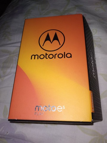 Telefone Motorola modelo E5 play já  é  Menor preco