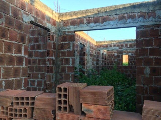 Terreno com casa em construção em ponto de laje  - Foto 18