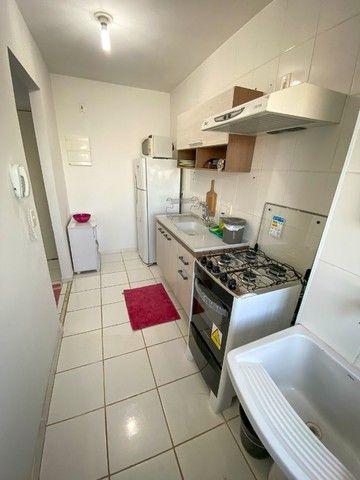 Locação Por Temporada) Apartamento mobiliado - Foto 16