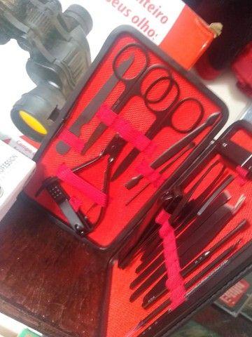 Kit Profissional Para Manicure