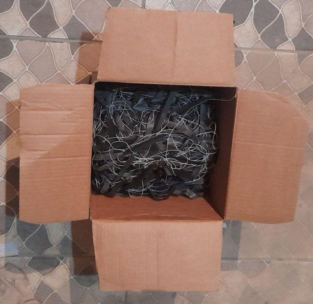 Rabiola de carbono caixa com 500 jardas 487 mts 1 deizão - Foto 2