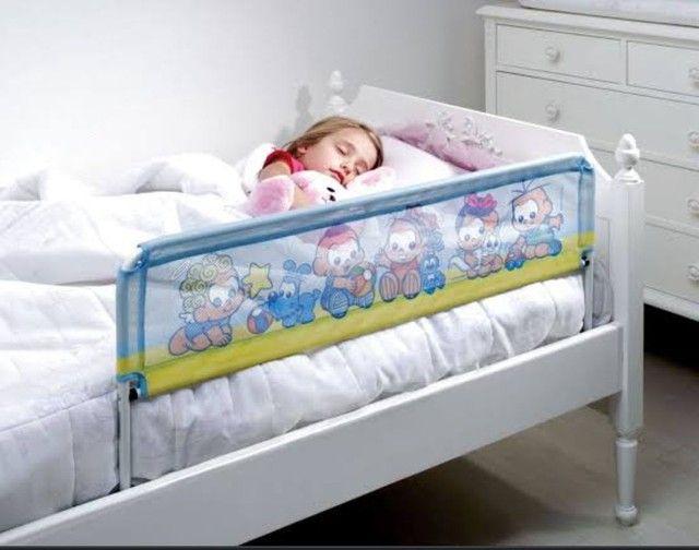 Vendo Grade de proteção de cama rosa infantil 50 - Foto 5