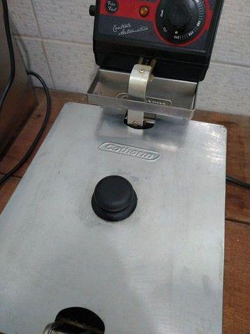 Fritadeira eletrica profissional cotherm - Foto 2