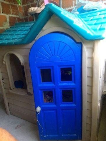Casa de brinquedo - Foto 4