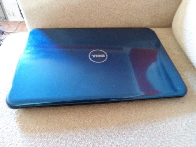 notebook Dell tela de 15 de 4gb hd-320 core i3 2.53ghz vel de i7  R$1.300 tr 9- *