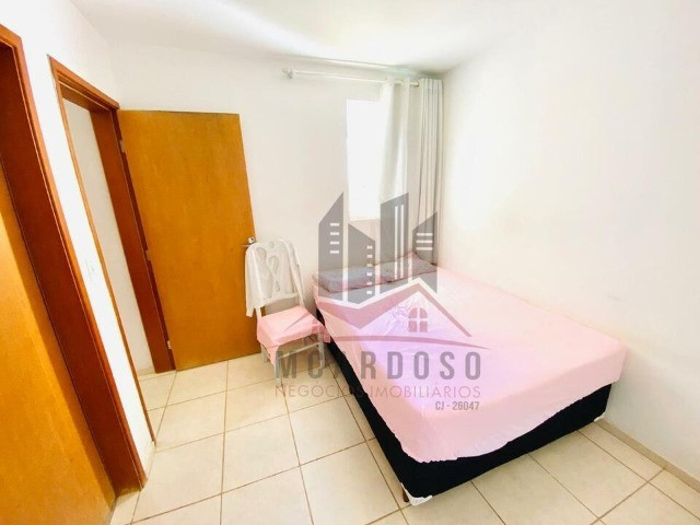 Apartamento 02quartos Samambaia, garagem coberta, Aceita Financiamento - Foto 3