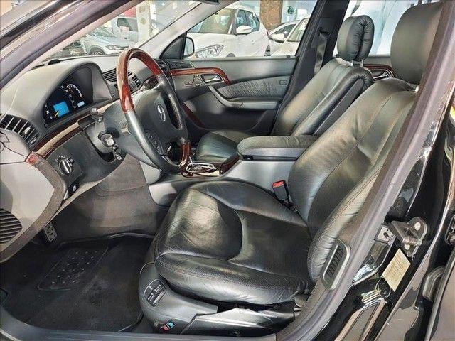 Mercedes-benz s 500 l 5.0 32v v8 - Foto 9