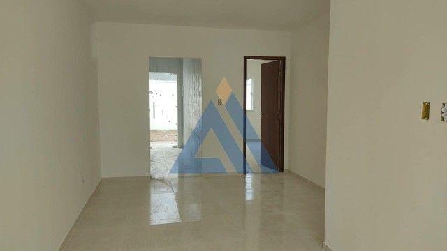 Casas de 2/4 1 com suíte na Conceição II