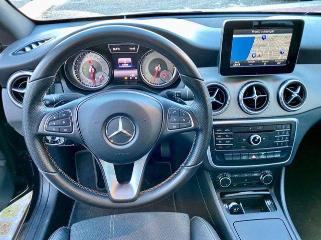 Mercedes CLA 200 Urban 2016 - Revisada e Chrome Delete - Foto 7