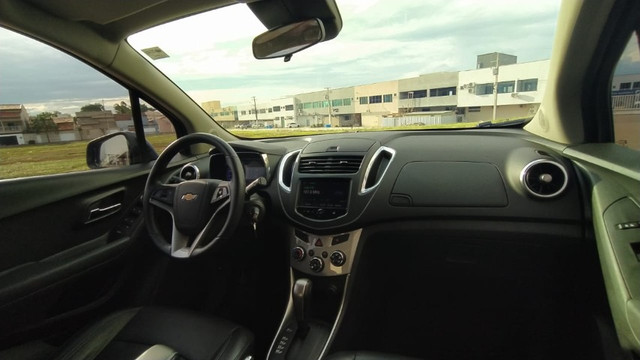 Oportunidade! Chevrolet Tracker 1.8 LTZ. Aut. 2014 - Foto 13