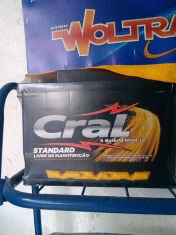 Bateria 60 ah Cral 229.99