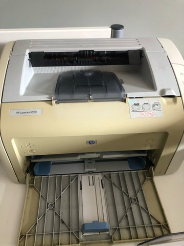 Impressora Laser HP 1020