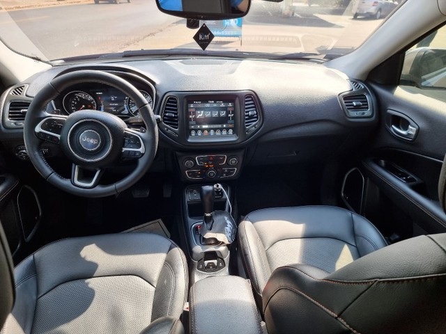 Jeep Compass Longitude 2.0 Flex 2021/2021 - Foto 2